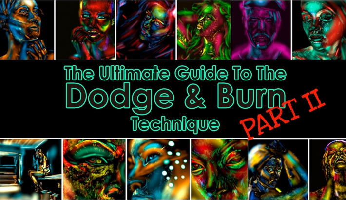 The Ultimate Guide to the Dodge & Burn Technique – Part 2: Setting Up For A Good Start