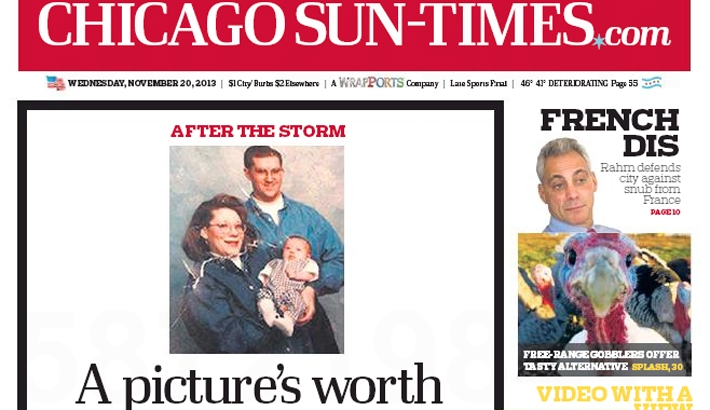 It's the Anniversary of the Chicago Sun Times Eliminating Its Photo Department