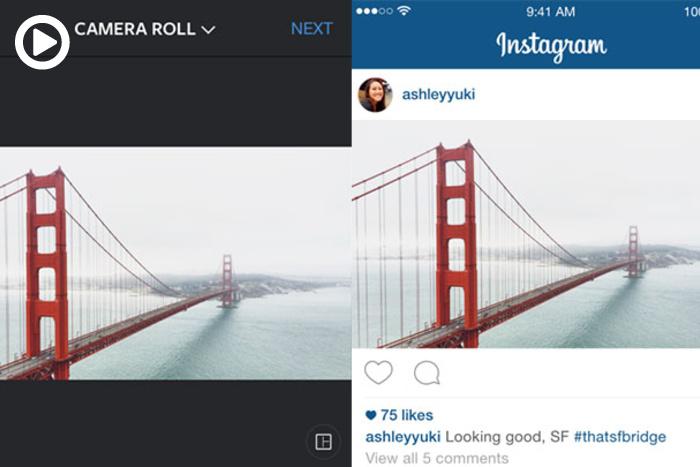 Landscape Photos on Instagram Landscape Oriented Photos