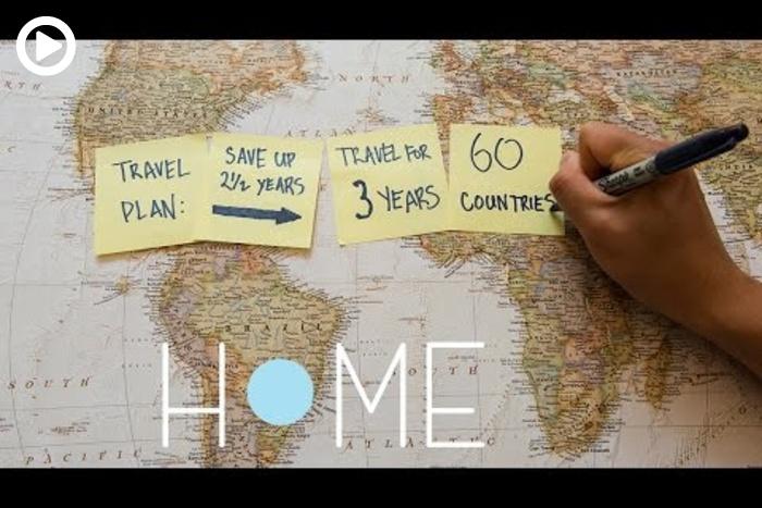 Video Amazing! 60 Negara Dalam 3 Tahun Cuma 3 Minit Video – Walter Chang