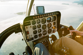 Alaska From Above: Heath Bennett Explores Juneau From a Helicopter