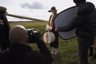 Shaping Sunlight: A Behind-the-Scenes Look at a Fashion Shoot with Profoto's Andrea Belluso