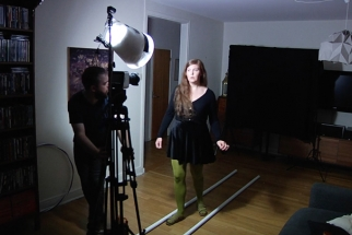 Lighting a Short Film with an IKEA Trash Can
