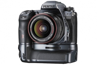 Finally, Pentax Gets It Right With Their Gunmetal-Grey K-3 Prestige Edition