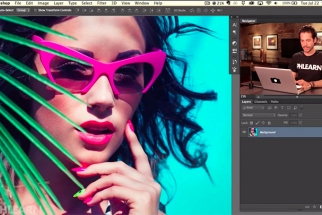 New To Photoshop? Watch This