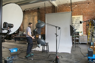 Take A Walk Through A Commercial Photography Studio