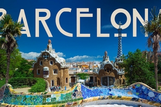 "Watch the City of Barcelona in Jaw Dropping Super Speed ""Flow-Motion"""
