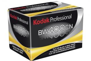 Kodak Discontinues BW400CN Film