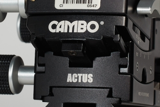 Cambo Actus - A Very Tiny Little-View Camera