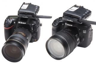 PocketWizard Adds More TTL Support: Nikon D810, Canon 1D X and Host of Other Canon and Nikon DSLRs
