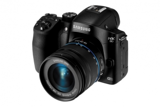 The Samsung NX30 Review: Simple and Functional, but Limited