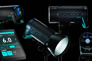 Broncolor Announces New Portable Light System and HMI