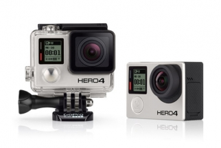 GoPro Makes It Official - HERO4 Available October 5th