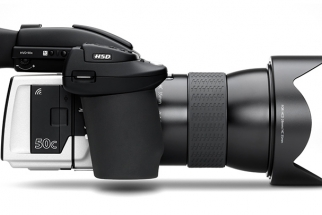 Hasselblad H5D-50c WiFi Adds (You Guessed It) WiFi to the 50MP CMOS System