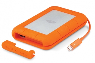 LaCie's Rugged SSD is a Portable Work Drive Monster