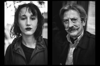 """365 Parisiens"" Documents Strangers on the Streets of Paris in Stunning Black and White Portraits"