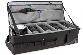 "Think Tank Unveils Premium High-End Bags and Massive ""Production Manager"" Case"