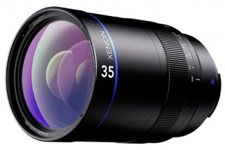 Schneider Announces Premium 35mm, 50mm, and 85mm for the DSLR