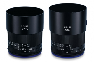 New Zeiss Loxia 50mm and 35mm Lenses Announced