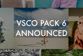 VSCO Pack 6 Announced, Now Available