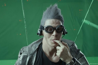 Behind the Scenes Video with Quicksilver from X-Men: Days of Future Past