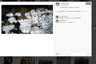 Vandal Defaces National Parks Across The West...And Documents It On Instagram