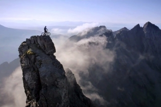"Interview with Stu Thomson | Director of Latest Danny Macaskill Video ""The Ridge"""