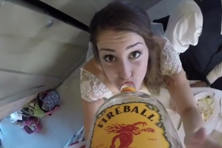 Replacing Your Wedding Photographer with a GoPro and a Bottle of Fireball Whiskey