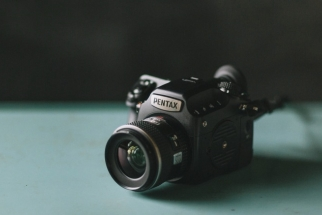 Pentax 645z Medium Format Digital Camera Review