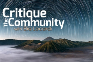 Critique the Community Episode 3:  Landscapes with Elia Locardi