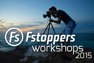 Join us May 13 - 17th for The Fstoppers Workshops 2015!