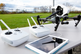 New DJI Inspire 1 Boasts 4K Video and Other Impressive Specs