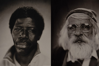 """The Neighbours Project"" Creates Tintype Portraits Of The Homeless To Raise Awareness And Donations"