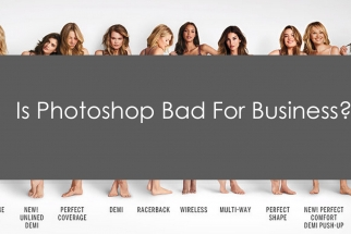 Is Photoshop Bad For Business? (NSFW)