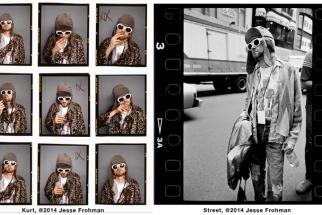 Photographer Speaks up on One of Kurt Cobain's Final Photoshoots