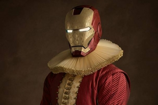 Insanely Epic Mashup Cosplay Portraits by Sacha Goldberger
