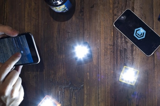 Lume Cube - World's First 1,500 Lumen External Flash for iPhone/GoPro