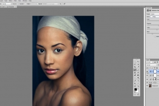 Behind the Glass Presents Retouching a Fashion Shoot with Pratik Naik (Part 1 & 2)