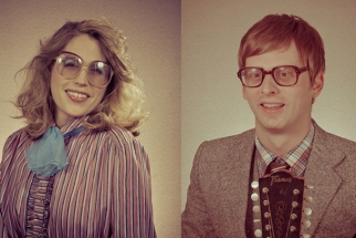 Photographer Brings Back the '80s Glamour Shot and They're Totally Rad