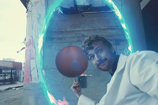 Making The Most Unbelieveable Basketball Trick Shots With After Effects And Some Creativity