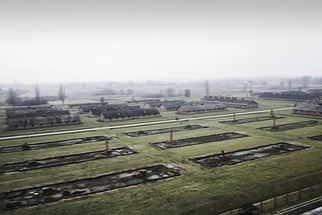 Drone Footage by BBC Captures Auschwitz-Birkenau 70 Years After Its Inmates' Liberation