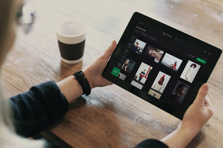 New iPad App Kredo Presents and Shares Your Digital Portfolio