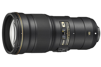 Nikon Unveils World's Lightest 300mm FX Lens