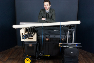 Preparing and Packing A Portable Studio Efficiently