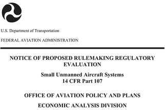 Leaked FAA Document Hints at Possibly More Lenient Drone Regulations