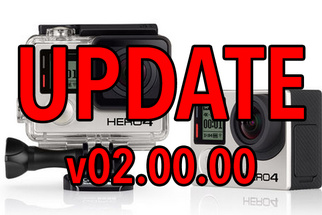 GoPro HERO4 Update Adds 240fps, Time Lapse Video Mode, More