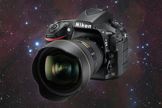 Nikon Announces D810A Camera for Astrophotography - Updated