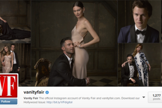 Mark Seliger's Oscar Party Portraits for Vanity Fair