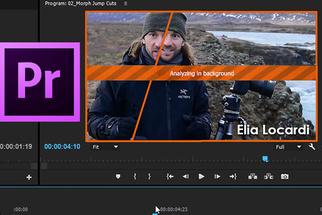 Adobe's New Morph Cut In Premiere Pro CC Is Almost Like Magic
