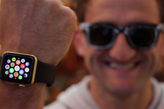 The Making of a Viral Video Featuring the Apple Watch With Casey Neistat